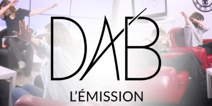 DAB, émission de télévision (MCE)