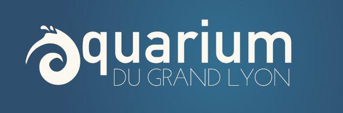 Nouveau logo Aquarium du Grand Lyon