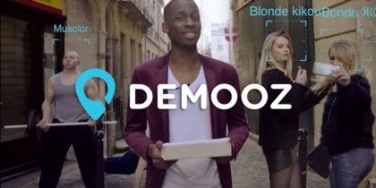 Demooz, publicité pour le web