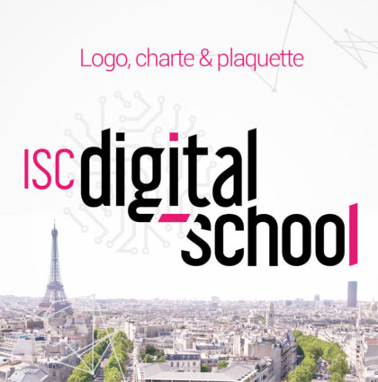 Logo ISC Digital School