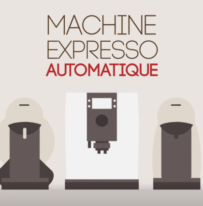 Motion Design pour MaxiCoffee