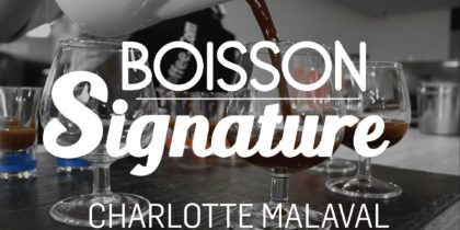 Vidéo «boisson signature»