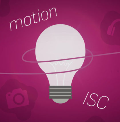 Motion Design pour l'ISC Paris