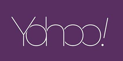 Logo Yahoo, version moderne