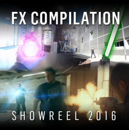 FX Compilation – Showreel 2016