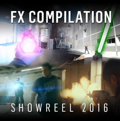 FX Compilation – Showreel 2016