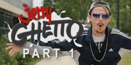 Jerry Ghetto, la web-série