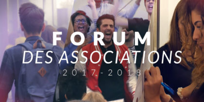 After Movie – Forum des associations 2017 & 2018
