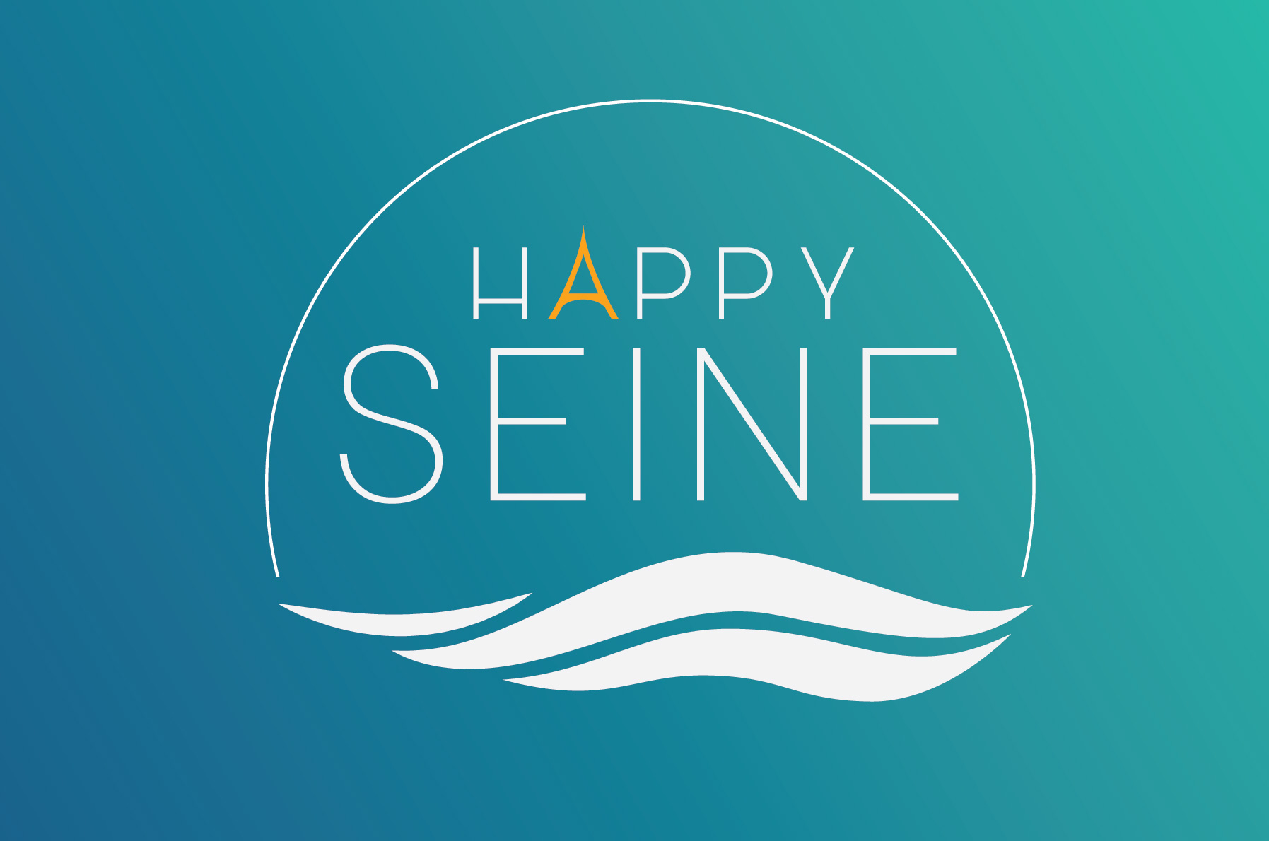 Happy Seine Logo