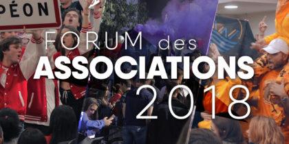 After Movie – Forum des associations 2017 & 2018