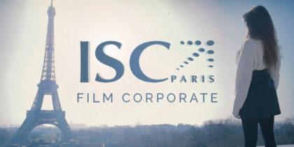 Film institutionnel ISC Paris