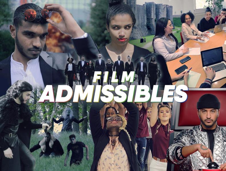 Film admissibles 2019