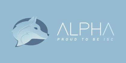 Alpha – Logo Design