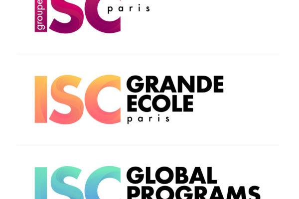 ISC Paris 2020 : 3 nouveaux logos
