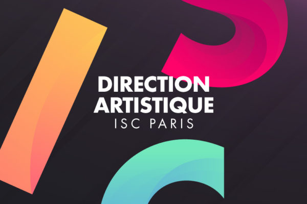 ISC Paris - Direction artistique