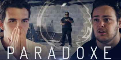 PARADOXE – Court métrage interactif