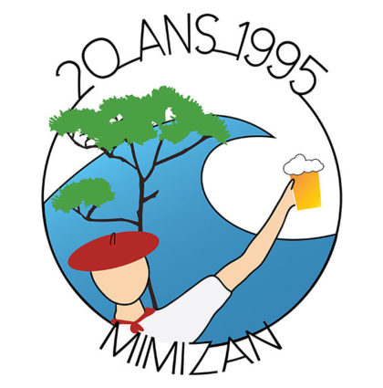 Logo des 20 ans