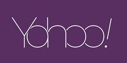 Logo Yahoo, version moderne