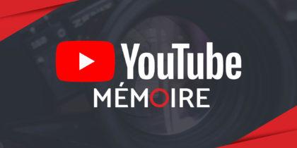 Mémoire sur YouTube