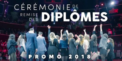 After Movie – Remise des Diplômes