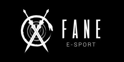 FANE – E-sport logo design