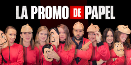La Promo De Papel