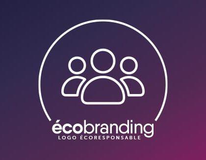 Ecobranding logo design